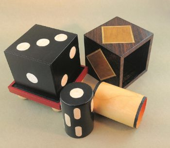 Mini Dice To Cylinder