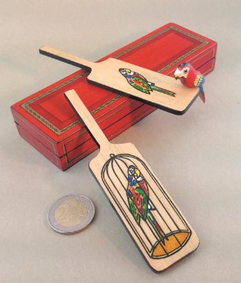 Parrot Paddle